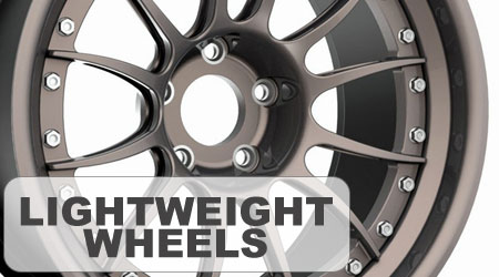 MS Motorsport is an official dealer for Lightweight racing wheels from ATS and NTM.